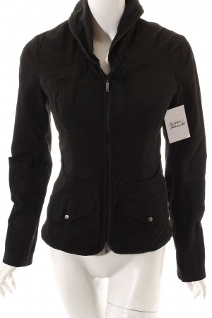 Beate Heymann Jacke schwarz Street-Fashion-Look