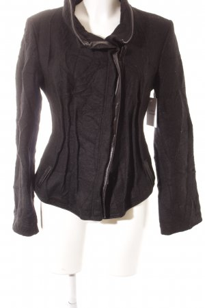 Beate Heymann Short Jacket black casual look