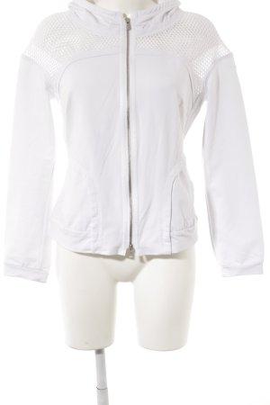 Beate Heymann Streetcouture Cardigan white athletic style