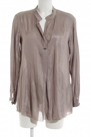 Beate Heymann Streetcouture Oversized Bluse roségoldfarben Business-Look
