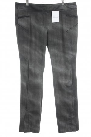 Beate Heymann Streetcouture Jersey Pants taupe flecked classic style