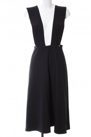 Beatrice.B Pinafore Overall Skirt black extravagant style