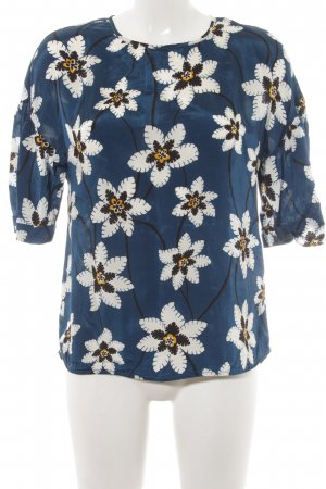 Beatrice.B Schlupf-Bluse florales Muster
