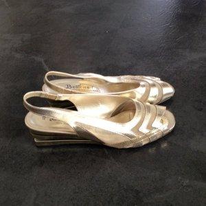 Beatrice Damen Wedges Sandalen Schuhe Größe 40
