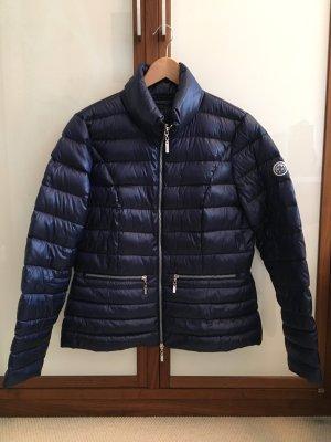 Beaumont Daunenjacke, dunkelblau, Größe 40, neuwertig