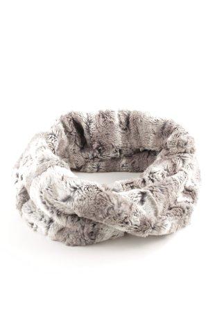 Beaumont Scaldacollo grigio chiaro-marrone stile classico