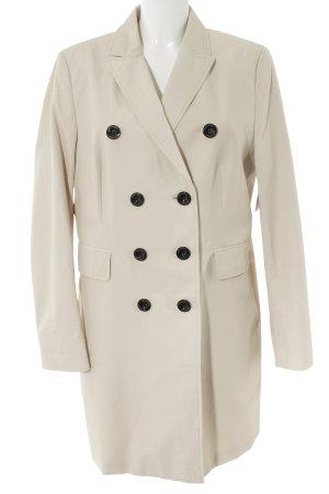Beaumont Trenchcoat licht beige zakelijke stijl