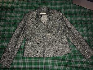 Chaqueta de lana multicolor