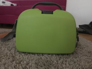 Luggage green-lime-green