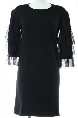 Beauty Women Midi Dress black business style