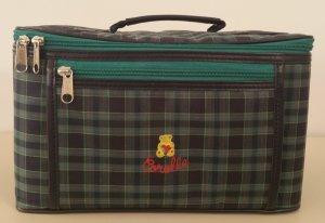 Cosmeticabox veelkleurig Textielvezel