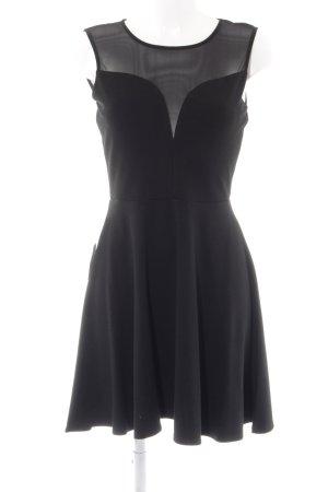 bebe Cocktailkleid schwarz Elegant