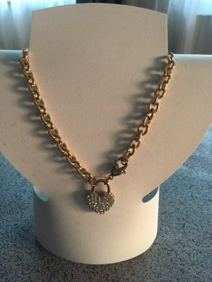 bebe Link Chain gold-colored