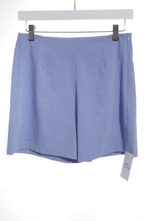 bebe Hot Pants himmelblau Street-Fashion-Look