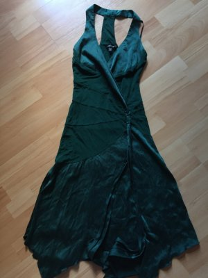 Bebe Kleid Gr. XS dunkelgrün
