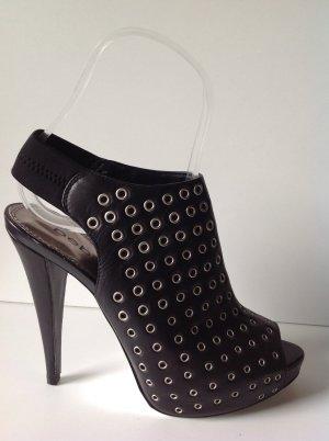 BEBE Sandaletten in schwarz Gr. DE 39