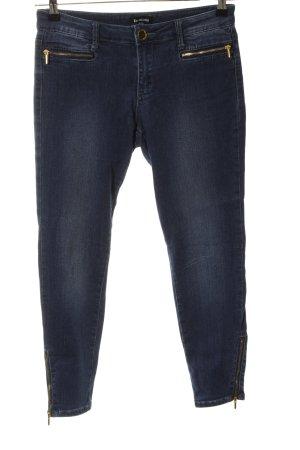 bebe Skinny Jeans blue casual look