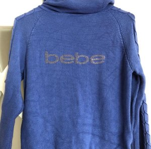 bebe Veste sweat violet