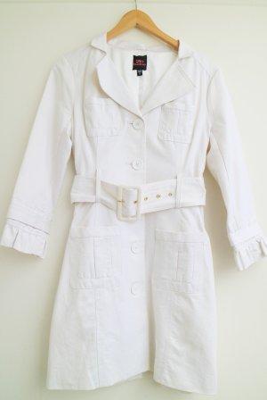 bebe Cappotto bianco
