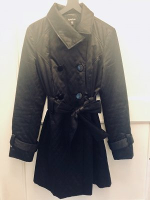 BEBE Trenchcoat Steppmantel Gr S