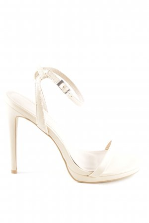 Bebo High Heels natural white elegant