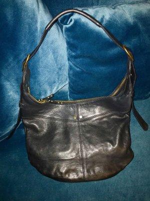 Becksöndergaard Denmark Tasche Leder schwarz wie neu