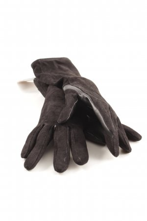 Becksöndergaard Leather Gloves black elegant