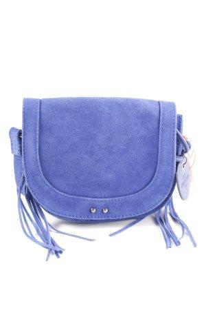 Becksöndergaard Mini Bag blue casual look