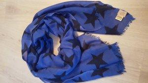 Becksöndergaard Schal blau schwarz 200cmx110cm