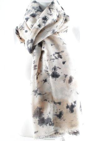 Becksöndergaard Écharpe en soie motif tache de couleur style décontracté