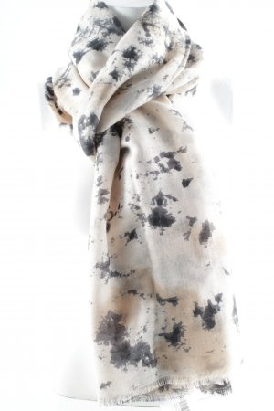 Becksöndergaard Silk Scarf spots-of-color pattern casual look