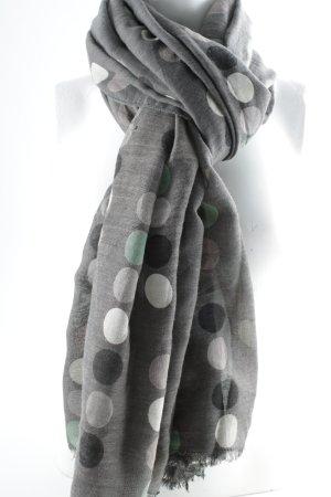 Becksöndergaard Écharpe en soie motif de tache style décontracté