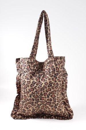 Becksöndergaard Shopper leopard pattern
