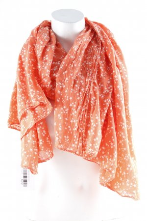 Becksöndergaard Summer Scarf salmon star pattern street-fashion look
