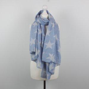 Becksöndergaard Tuch hellblau/weiß Sterne (18/11/375)