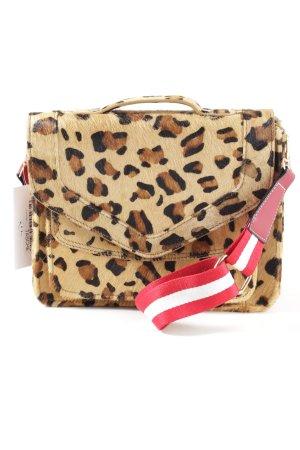 Becksöndergaard Crossbody bag leopard pattern extravagant style