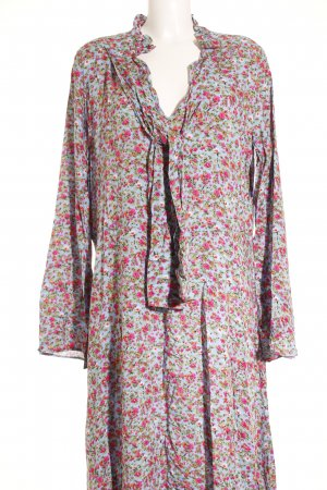 beclaimed vintage Vestido largo estampado floral look casual