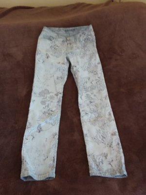 Blue Fire Jeans slim fit grigio chiaro
