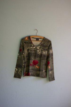 Bedrucktes Shirt Mills Women grau
