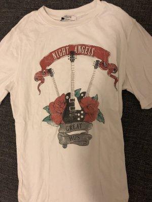 Bedrucktes Shirt von Pieces