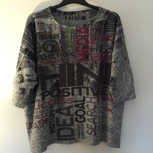 Bedrucktes Shirt von Vestino