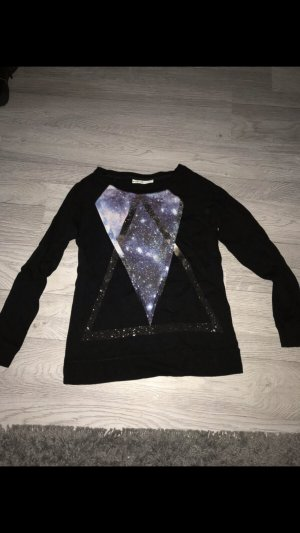 Bedrucktes Sweatshirt