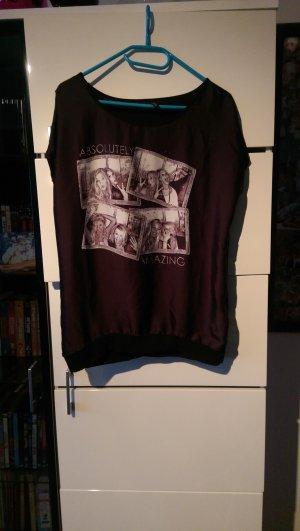 Bedrucktes T-Shirt von Amisu