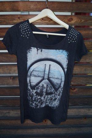 bedrucktes T-shirt von Madonna 36
