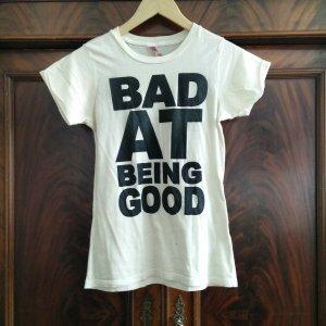 bedrucktes T shirt von Mango