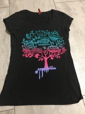 bedrucktes T-Shirt von s.Oliver