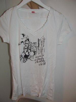 bedrucktes Tshirt von S.Oliver
