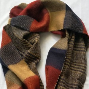 New Look Woolen Scarf multicolored