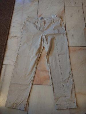 Gerry Weber Pantalone Capri beige chiaro-beige