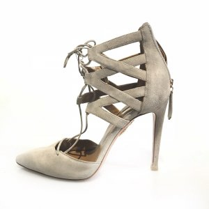 Aquazzura High-Heeled Sandals beige